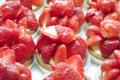 Boulangerie Hamelin, tartelettes aux fraises