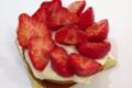 Maison Suzanne, tartelette aux fraises