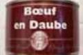 Boeuf en Daube Maison (400 gr) - Conserve 1/2 (1/2 Convives)