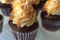 L'instant boudoir, cupcake choco/caramel