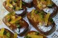 Mini cake Pistache citron