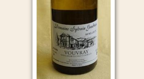 domaine Sylvain Gaudron, Vouvray moelleux