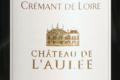Château de l'Aulée, Crémant de Loire Brut Classique