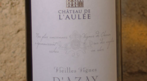 Château de l'Aulée, Vieilles Vignes Blanc