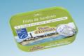 Phare d'Eckmühl,  Filets de sardines à l'huile d'olive bio