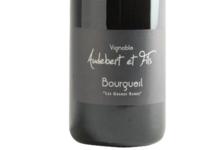 """Domaine Audebert et fils, Bourgueil """" les grands rangs"""""""