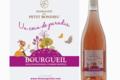 domaine du Petit Bondieu, rosé de Bourgueil