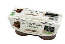 Plaisir d'avoine chocolat