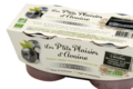 Dessert d'avoine bio parfum myrtilles