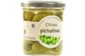 Pot d'olives Picholine nature