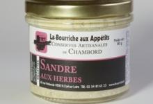 La bourriche aux Appétits, Sandre aux herbes