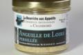 La bourriche aux Appétits, Anguille de Loire persillée