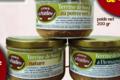 ferme de la Picardière,  terrine de boeuf au poivre vert