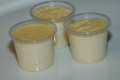 Mise en bouche - Crème au foie gras