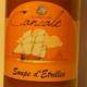 Soupe d'Etrilles