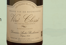 AOC Vire Clesse - Tradition 2011 - Les Pierres Blanches