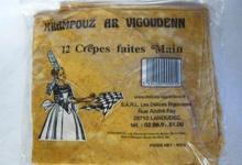 Les crêpes de la Bigoudène