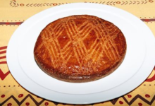 Délices Bigoudens, Gâteau breton nature