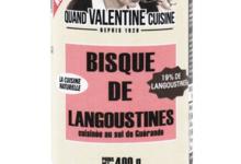 Bisque de langoustines