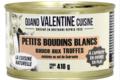 Petits boudins blancs sauce aux truffes