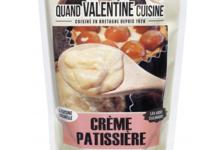 Crème patissière bio