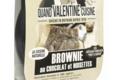 Brownie au chocolat et noisettes bio