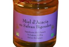 Esprit safran, Miel d'Acacia au Safran Bigouden