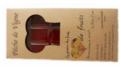 Tablette de coeur de fruits - Pêche de vigne