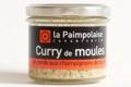 la Paimpolaise, Curry de Moules