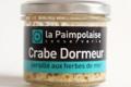 la Paimpolaise, crabe dormeur persillé aux herbes de mer