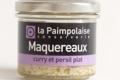 la Paimpolaise, maquereau, curry et persil plat