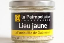 la Paimpolaise, lieu jaune à l'andouille de Guémené