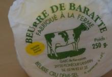 gaec de Kervannes, beurre de baratte