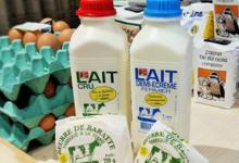 gaec de Kervannes, lait