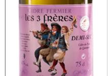 Cidrerie du Château de Lézergué, Cidre Fermier Demi-Sec