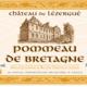 Cidrerie du Château de Lézergué, Pommeau de Bretagne