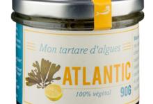Marinoë Mon tartare d'algues Atlantic bio