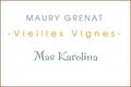 AOP Maury Grenat - Vieilles Vignes - Vin Doux Naturel