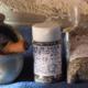 Saline de Lacüestan, fleur de sel au basilic