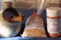 Saline de Lacüestan, fleur de sel au piment d'Espelette