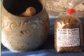 Saline de Lacüestan, gros sel grillades
