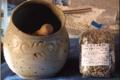 Saline de Lacüestan, gros sel aux algues