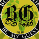 Be my guest (6,8%)