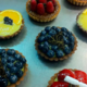 Tartelette aux fruits frai