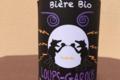 La Loups-Garous, bière ambrée, 7,3 % vol