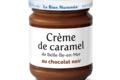 Crème de caramel au chocolat noir