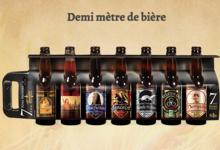 Lancelot, Demi mètre de bière