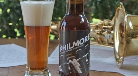 La PHILMORE Ambrée