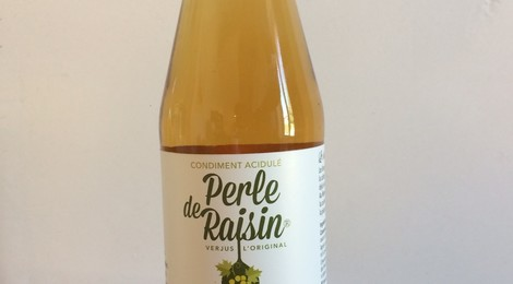 Verjus  - Perle de Raisin 33cl