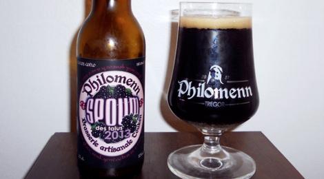 """Philomenn brune """"Spoum des Talus"""""""